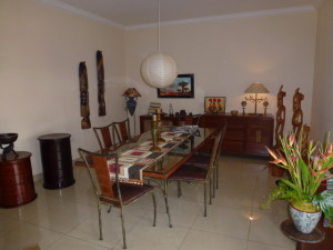 Dining Area - Furniture Included
